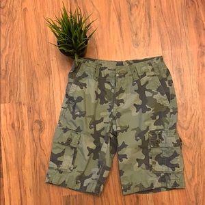 Boy's Camo shorts